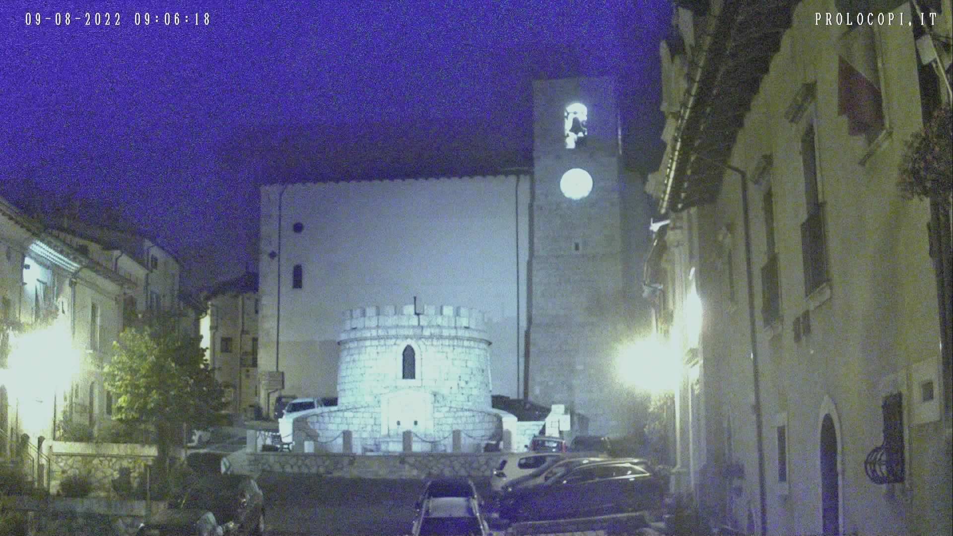 LIVE WEBCAM DA OPI