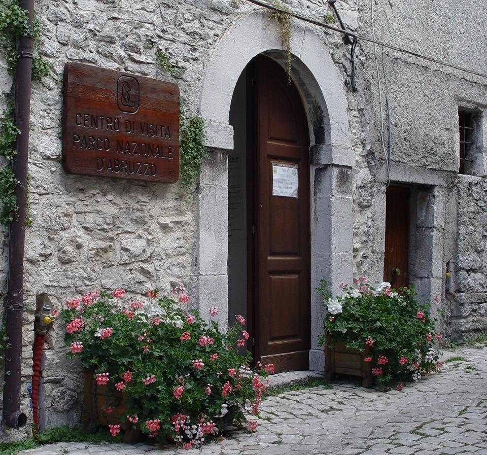 Il Borgo di Opi_Museo del Camoscio